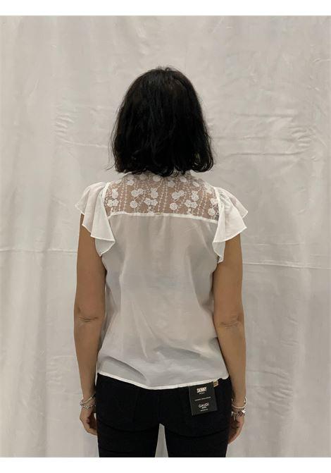 Camicia in pizzo GAUDI | Camicia | FD450052101