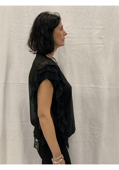 Camicia effetto casacca GAUDI | Camicie | FD640012001