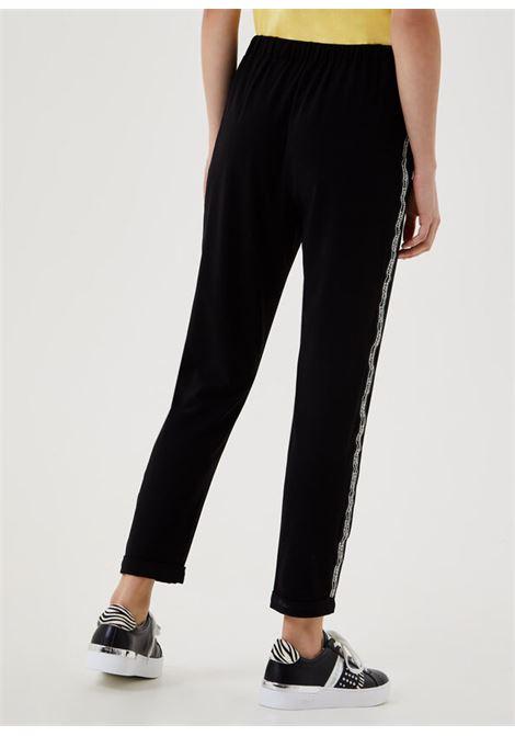 Pantalone tipo jogging LIUJO | Pantaloni | TA1002T842322222