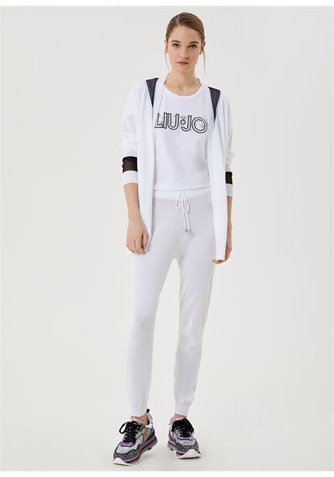 Shirt with logo  LIUJO |  | TA1026J500311110