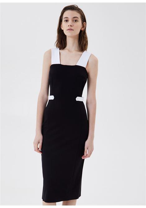 Milano stitch midi dress  LIUJO |  | TA1029J618203156