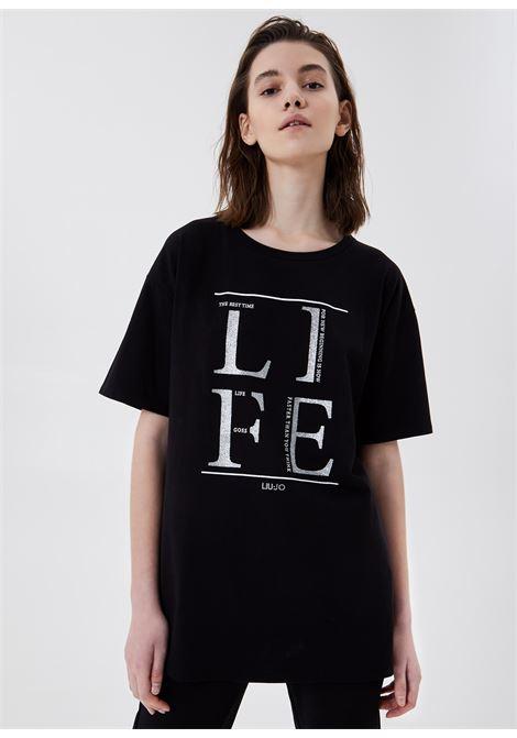 Shirt maxi LIUJO |  | TA1160J500322222