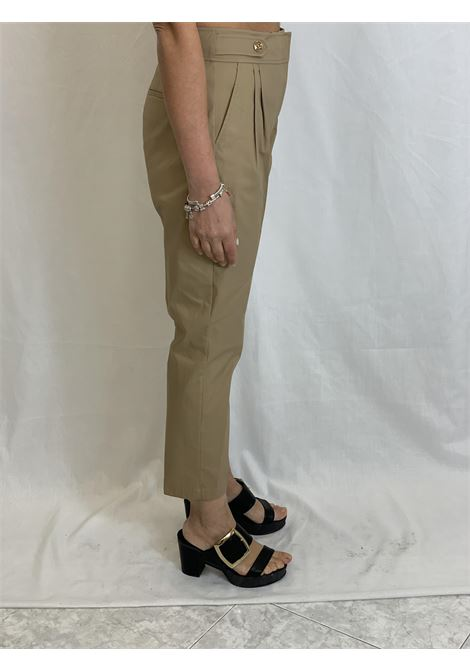 High-waisted trousers  LIUJO |  | CA1005T2938X0341