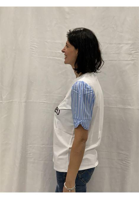 Tshirt con stampa LIUJO | Maglia | CA1098J5003T9717