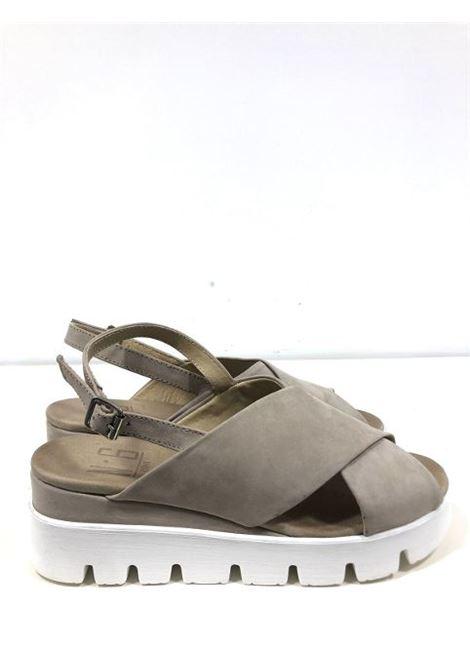 Sandali in camoscio MELANY BOUTIQUE | Sandali | 059SENI002