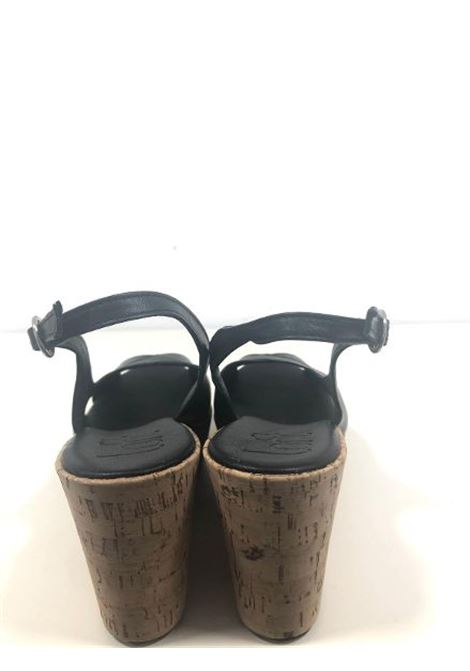 Sandal with cork  MELANY BOUTIQUE |  | 351ACSECNARF01