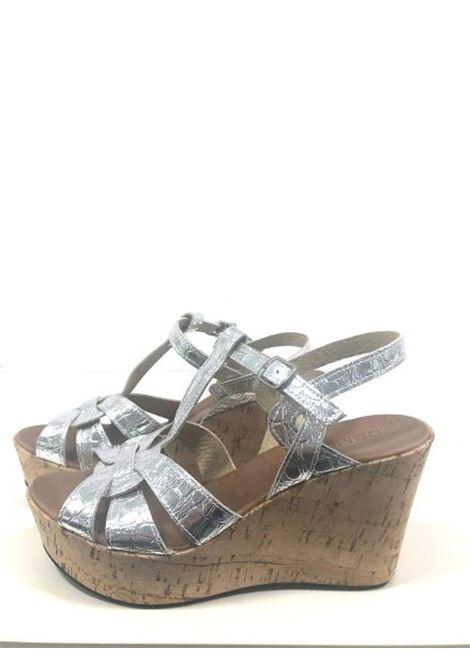Sandalo con zeppa MELANY BOUTIQUE | Sandali | 758CNARF003