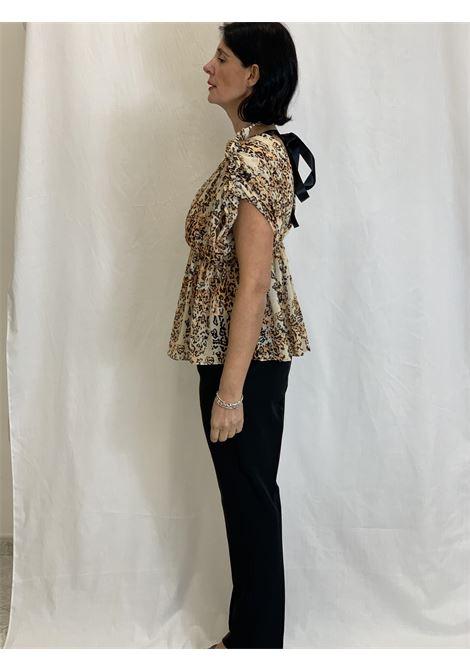 Camicia stampa animalier RELISH | Camicia | GUARDIANIM1101