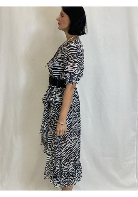 Animal print dress  RELISH |  | JEFFERS1199