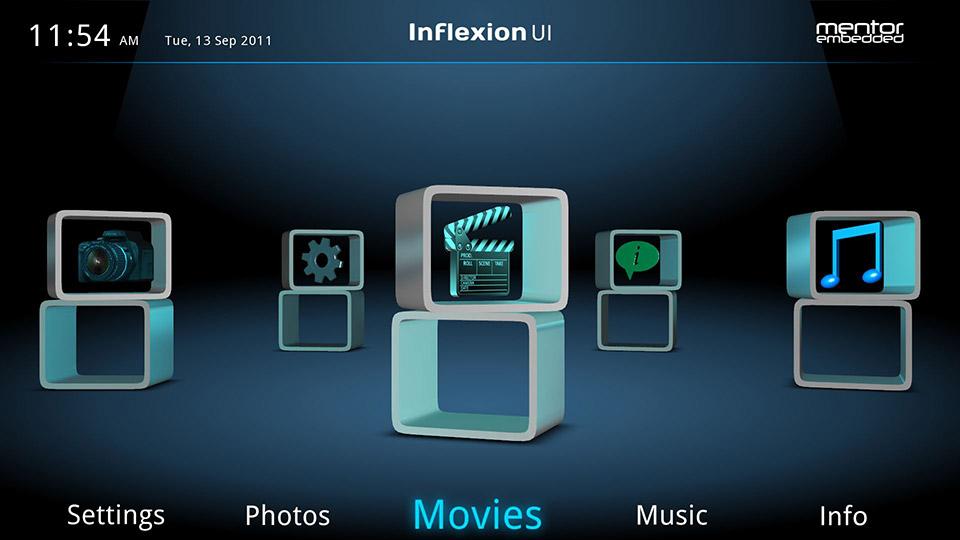 Inflexion Ui Mentor Graphics