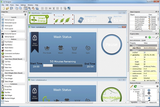 Nucleus Add-on for the Qt Framework - Mentor Graphics