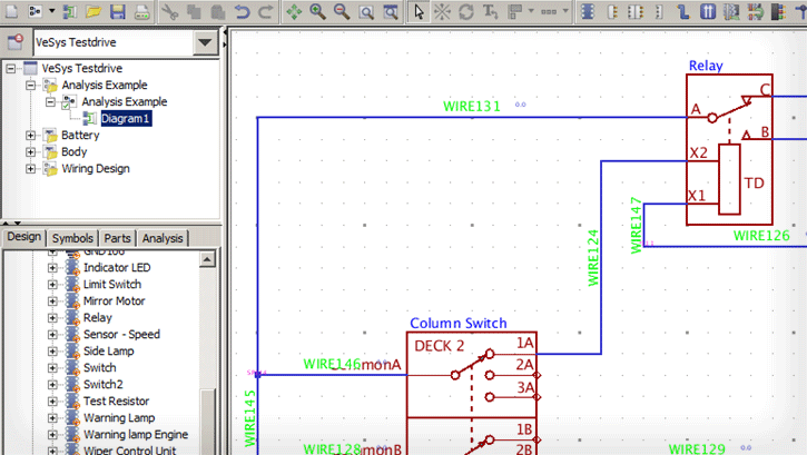 ewhd home rotate 5 electrical & wire harness design mentor graphics wire harness designer at webbmarketing.co