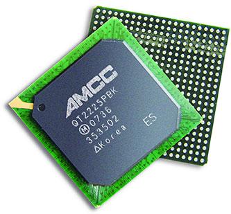 AMCCはFloTHERMとFloTHERM PACKを使って、フリップチップ/ワイヤボンドの熱性能を比較し半導体パッケージの開発コストを削減