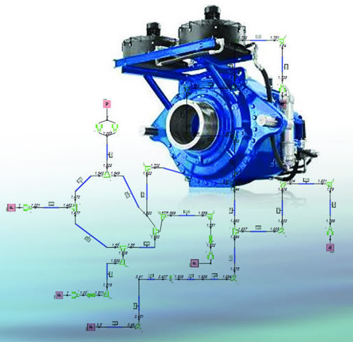 Hansen Transmissions Reduces Testing Iterations And Gains