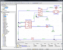 cabling vesys main electrical & wire harness design mentor graphics wire harness designer at virtualis.co