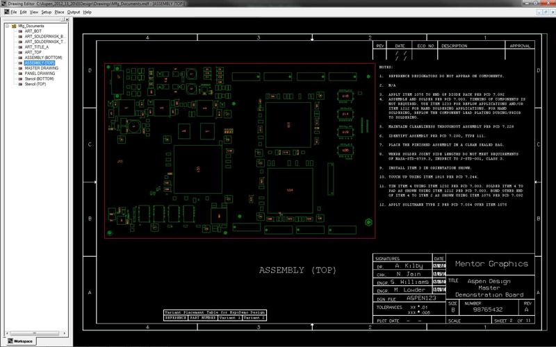 Integrated fabrication preparation environment - Mentor Graphics