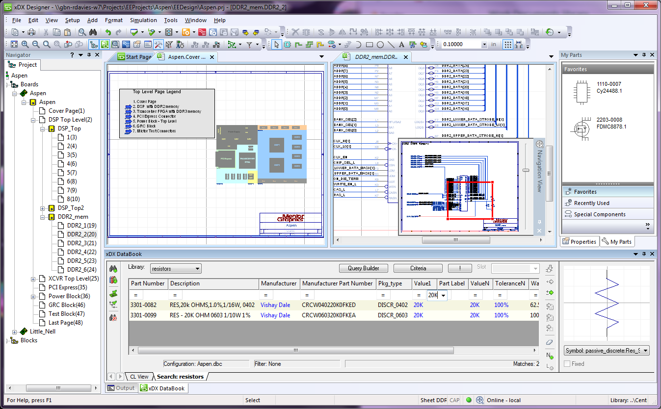 Xpedition xDX Designer - Mentor Graphics