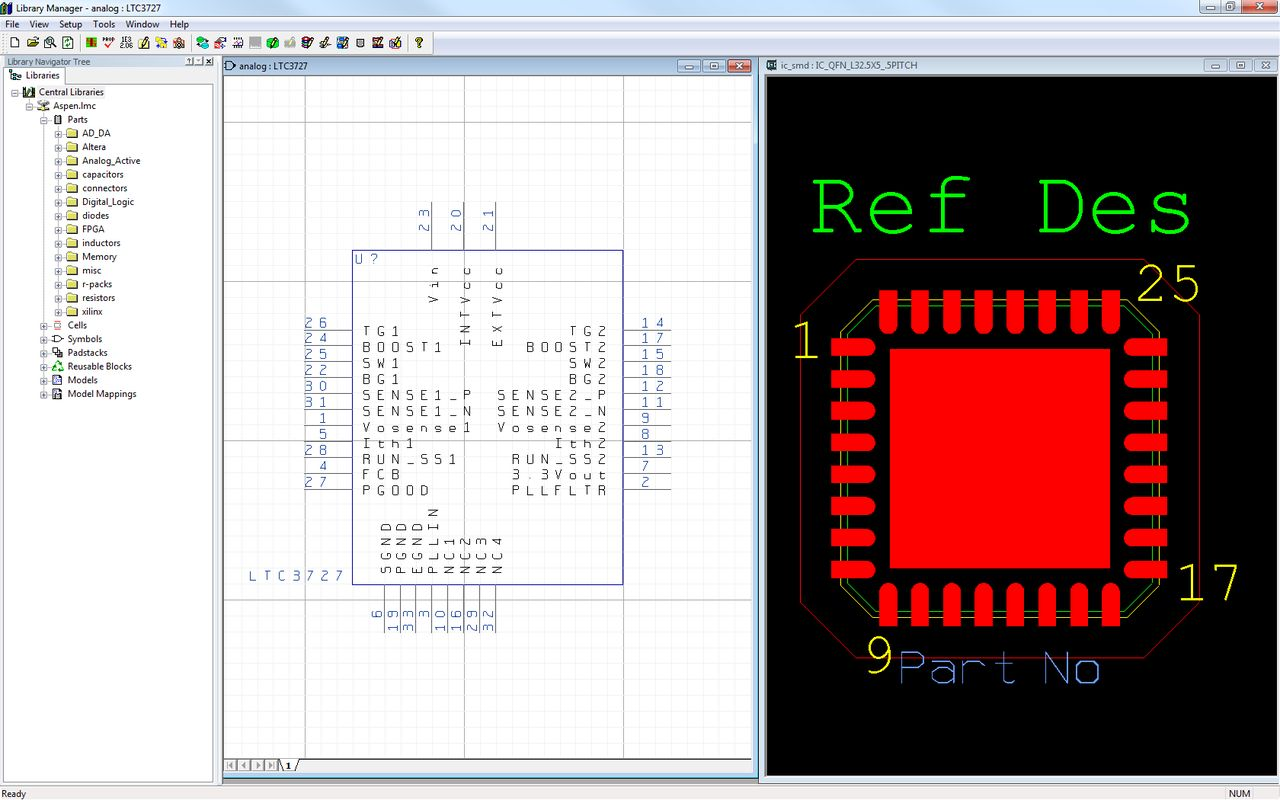 Component Creation And Library Management Mentor Graphics Free Schematic Tool Includes Symbol Electronic Products Supplies A Viewable Navigator Tree To Review Part Relationships