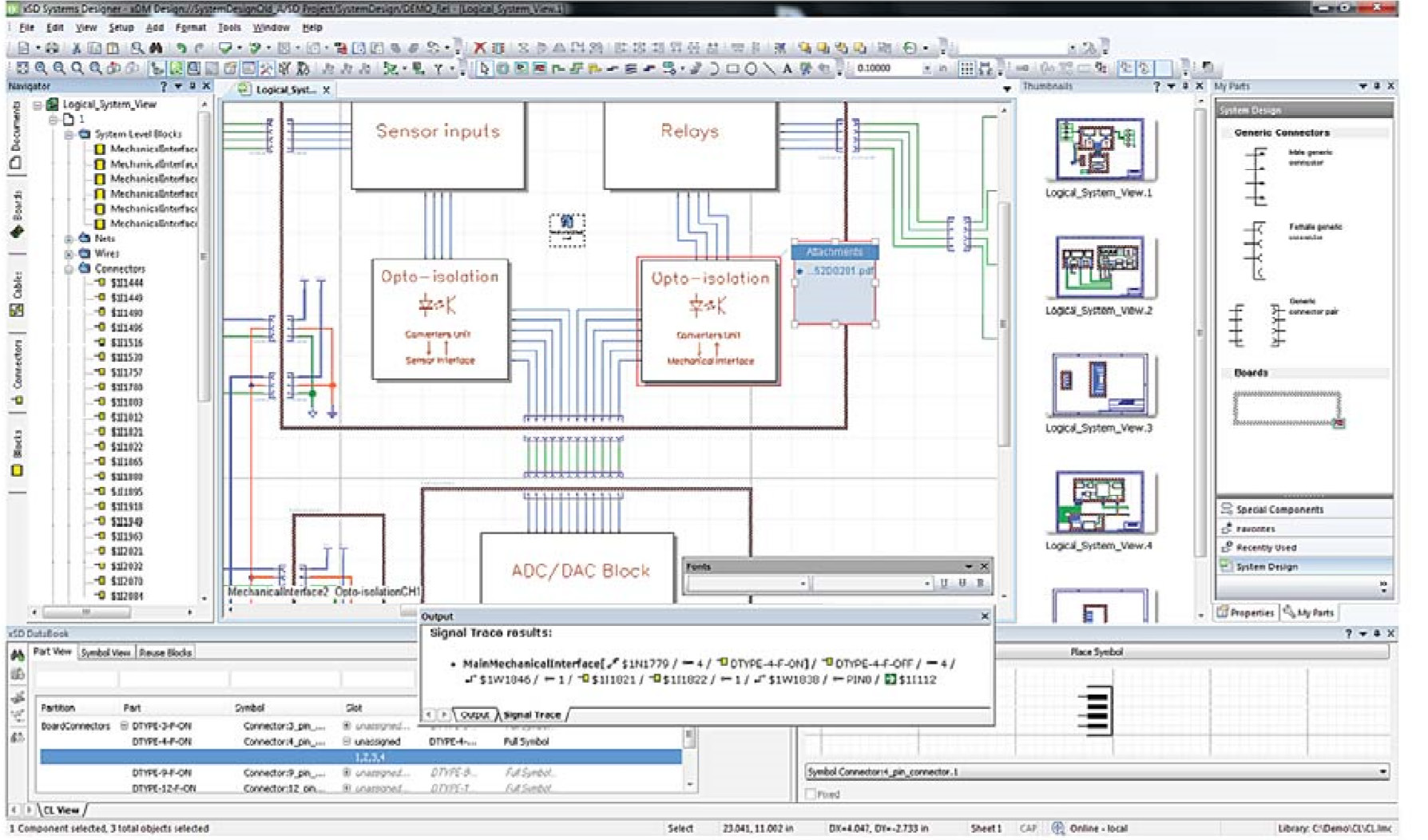 Multi Board Pcb Systems Design Mentor Graphics Structural Analysis Of Printed Circuit Mechanical System Definition