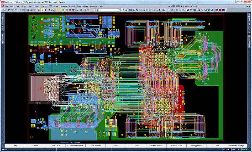 Multi-board PCB Systems Design - Mentor Graphics