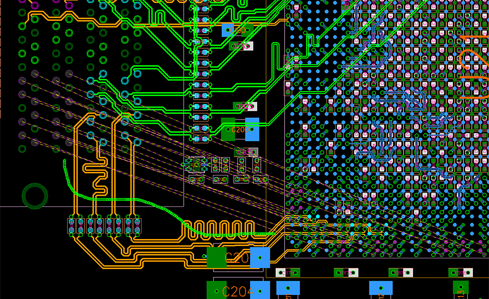 Pcb Computer Aided Design Cad Software