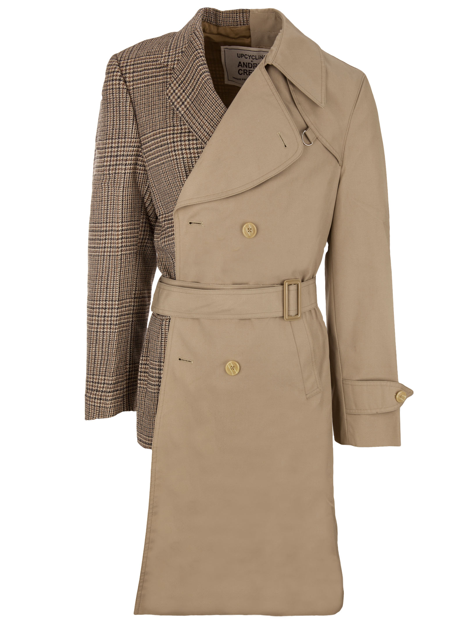 Andrea Crews trench