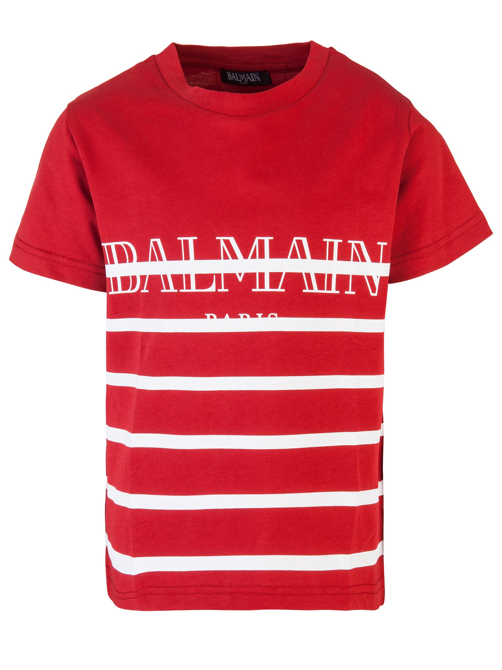 0c58fa499 BALMAIN PARIS KIDS T-shirt - BALMAIN PARIS KIDS - Michele Franzese Moda