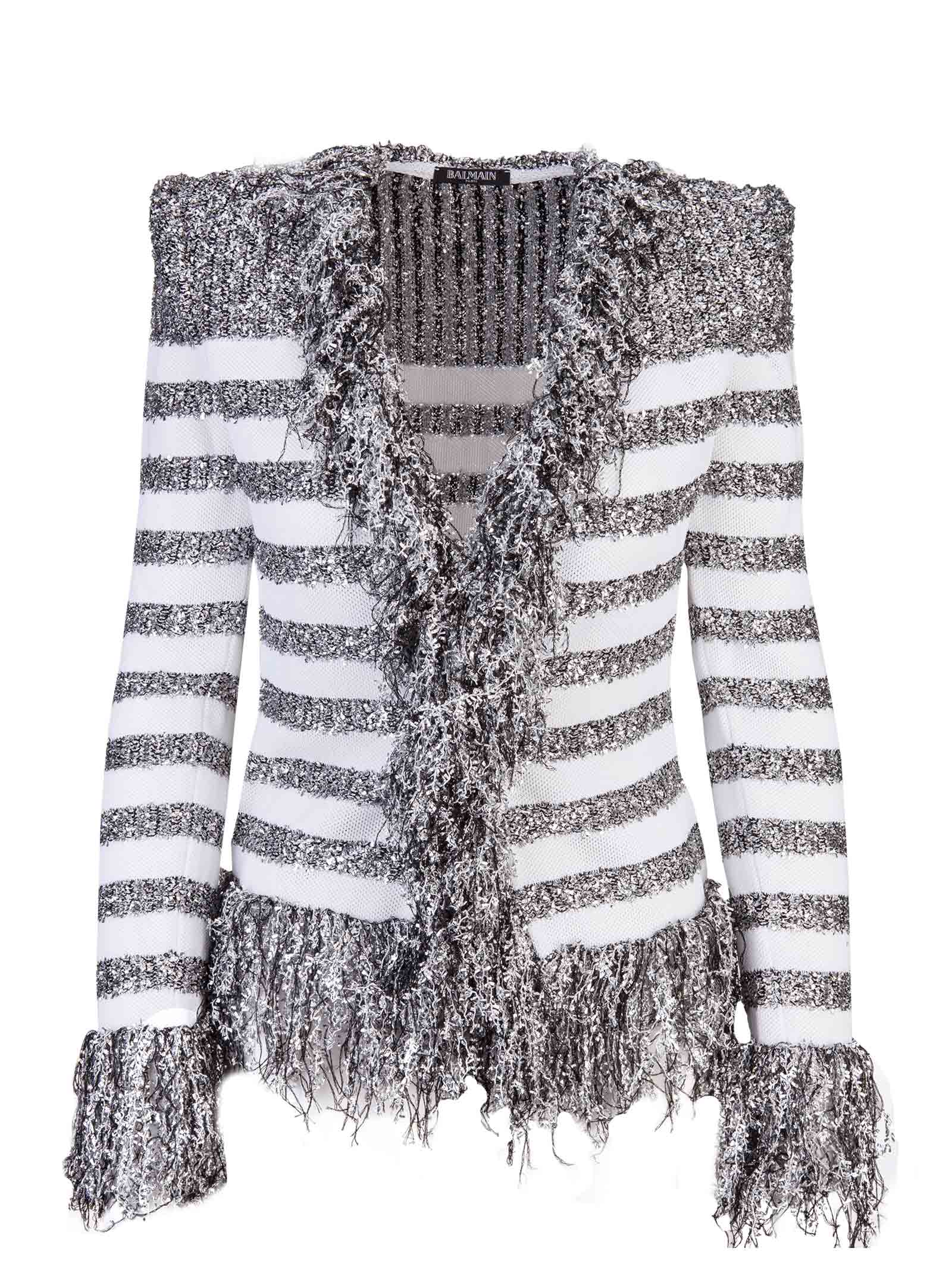 Balmain Paris cardigan