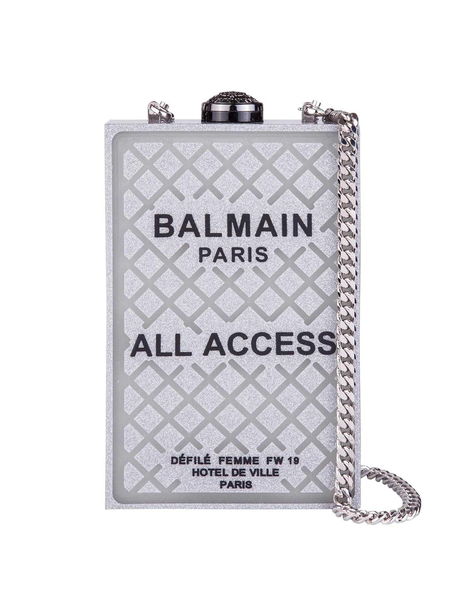 Balmain Paris shoulder bag
