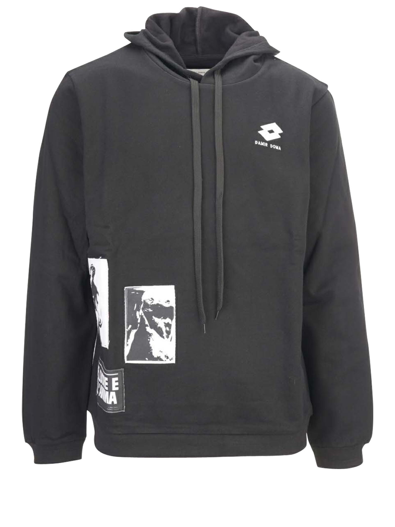 Damir Doma sweatshirt
