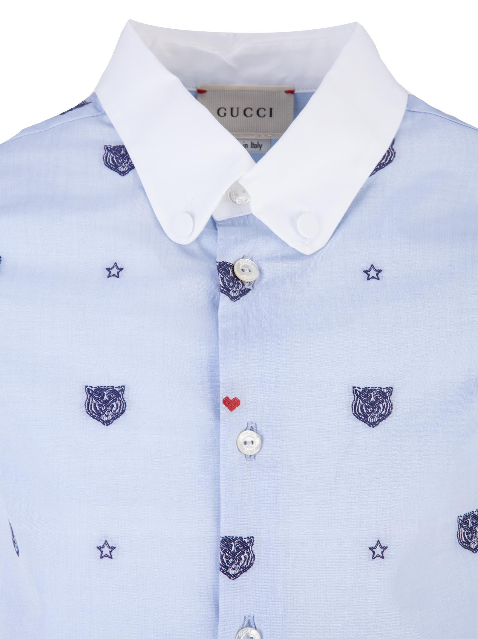 7912e0862d Gucci Junior shirt - Gucci Junior - Michele Franzese Moda