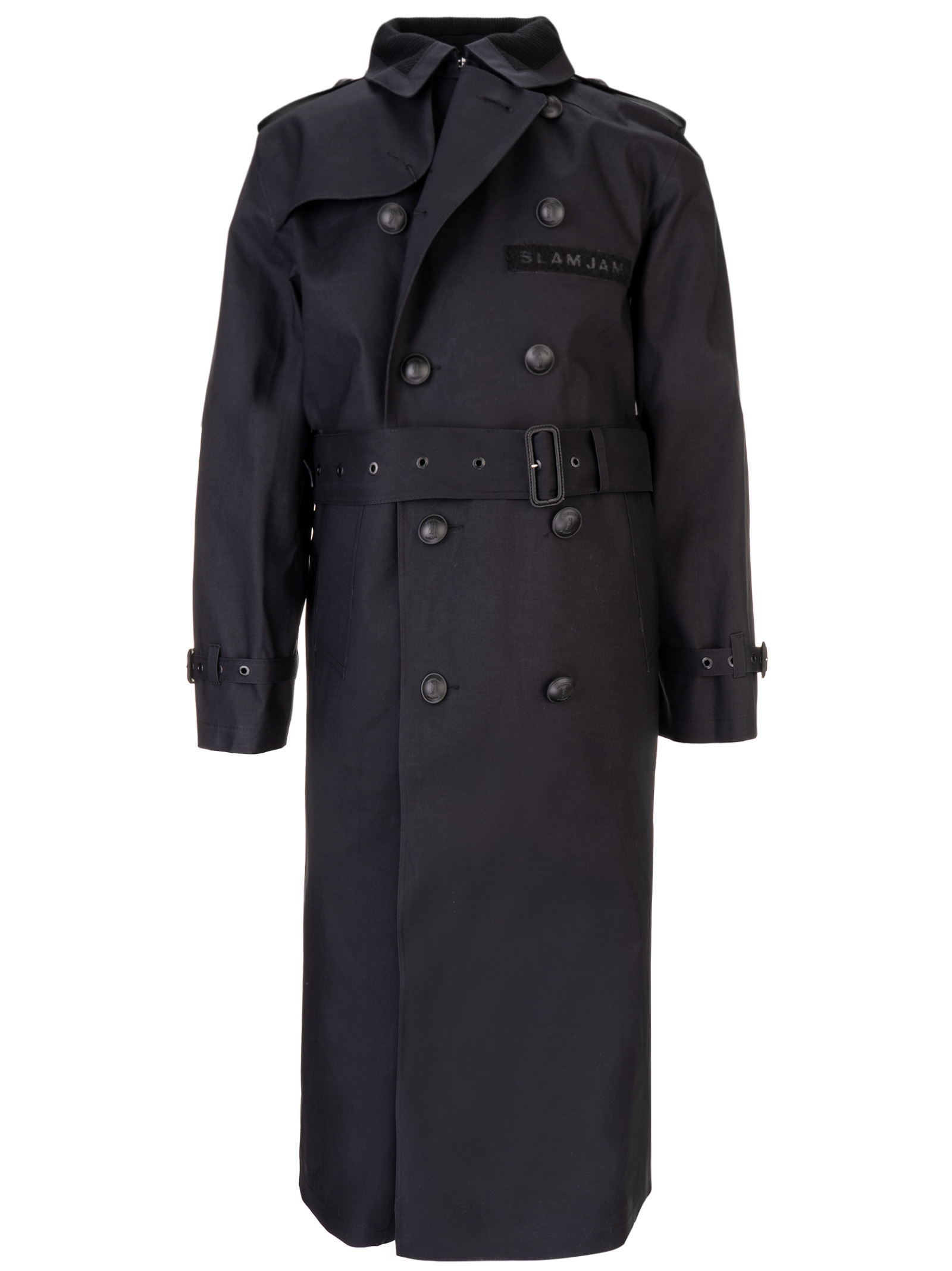 Mackintosh trench