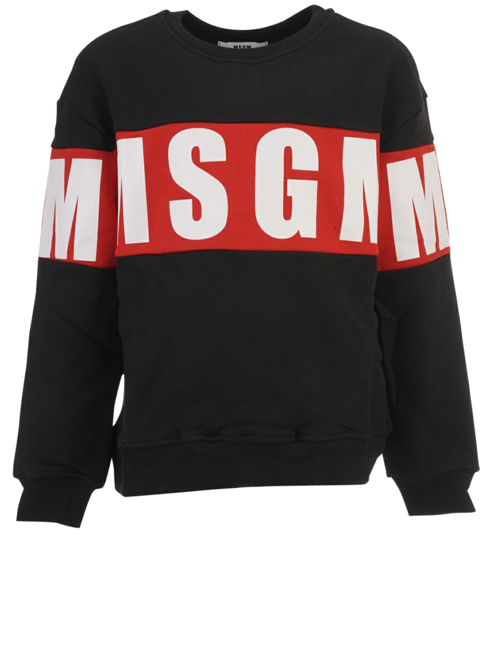 MSGM Junior sweatshirt
