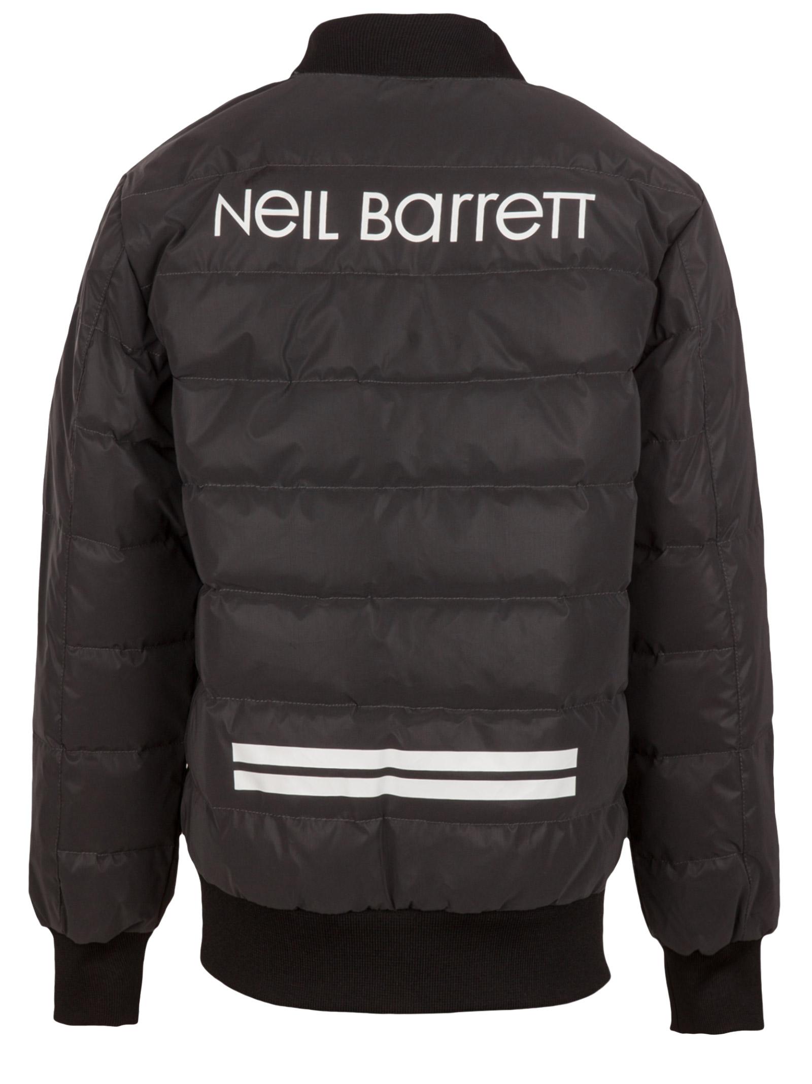 Neil Barrett Kids down jacket