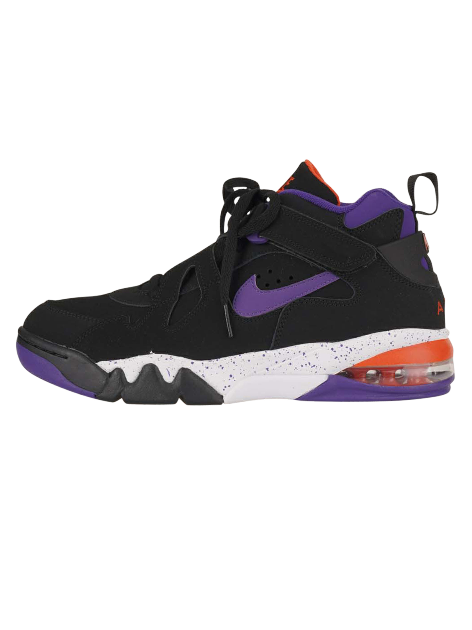 the best attitude 0a652 d3b06 Nike. Black and purple Air Force Max CB ...