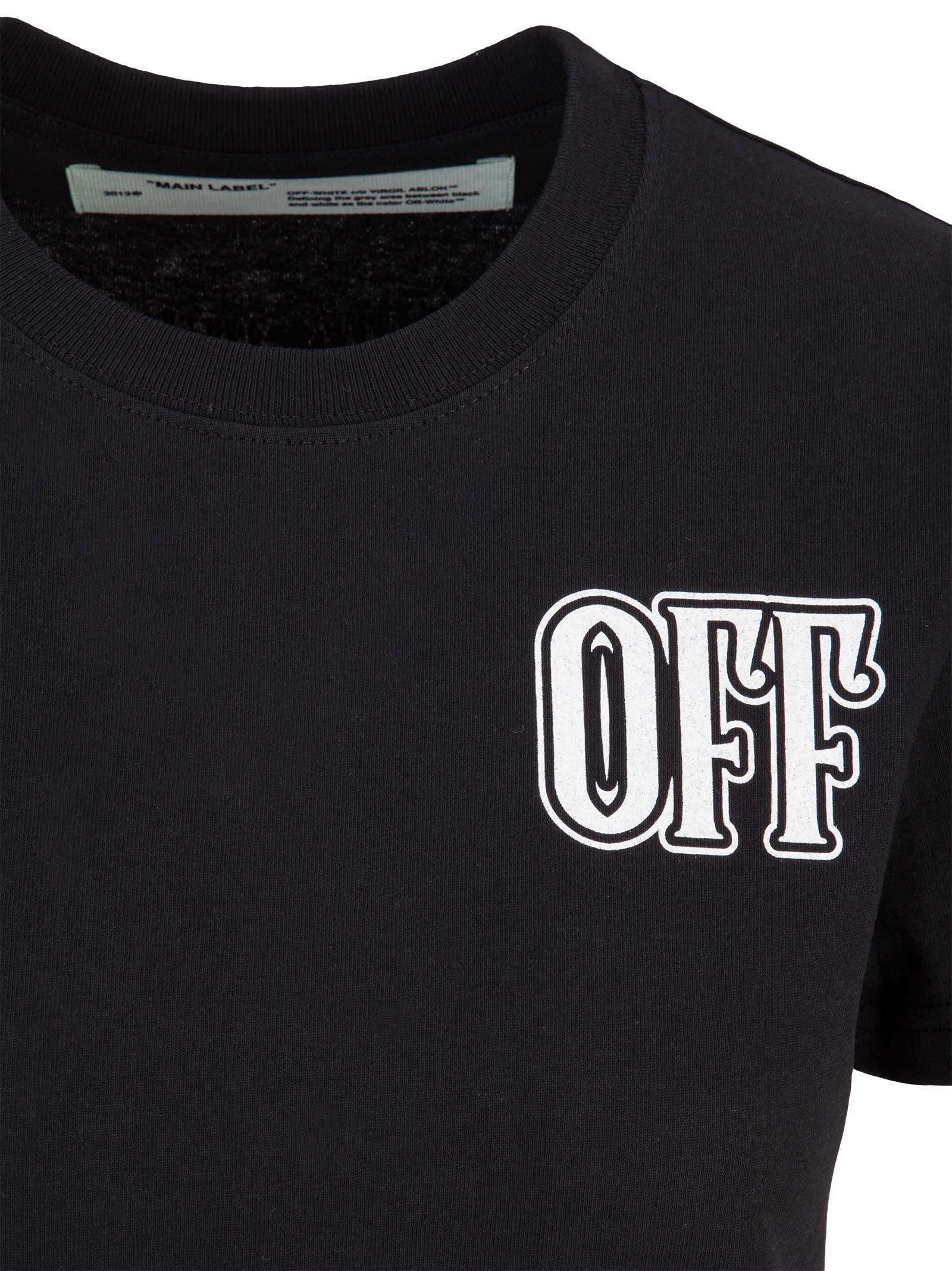 778712add971e7 Off-White t-shirt - Off-White - Michele Franzese Moda