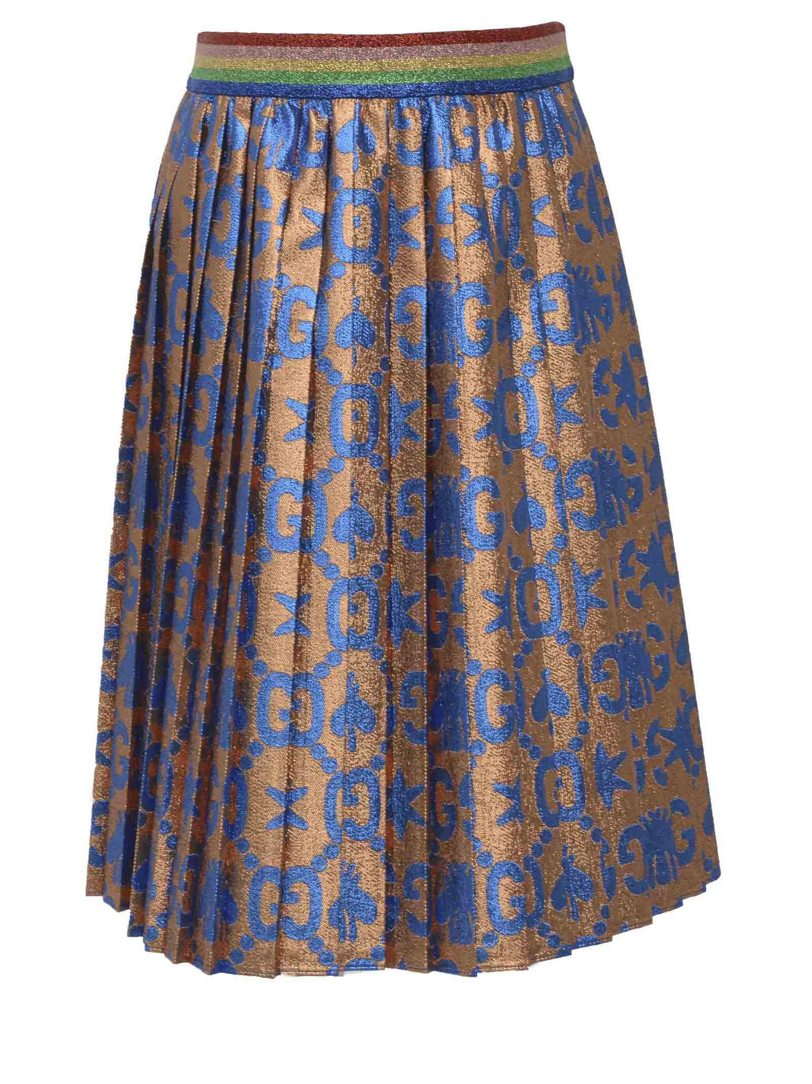 a28cbfd880 Skirt Gucci Junior - Gucci Junior - Michele Franzese Moda