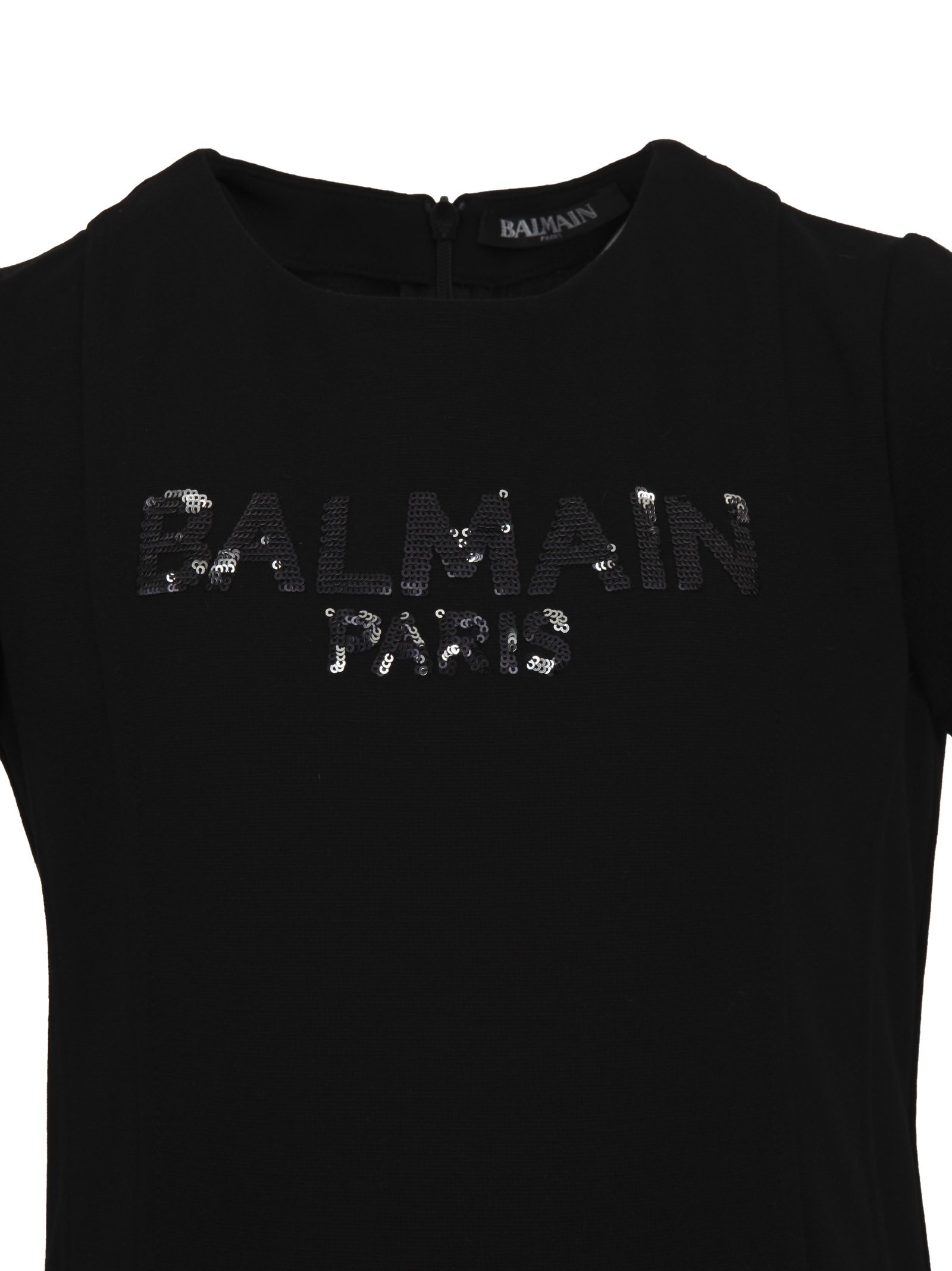 64ca29af3 Balmain Paris Kids dress - BALMAIN PARIS KIDS - Michele Franzese Moda