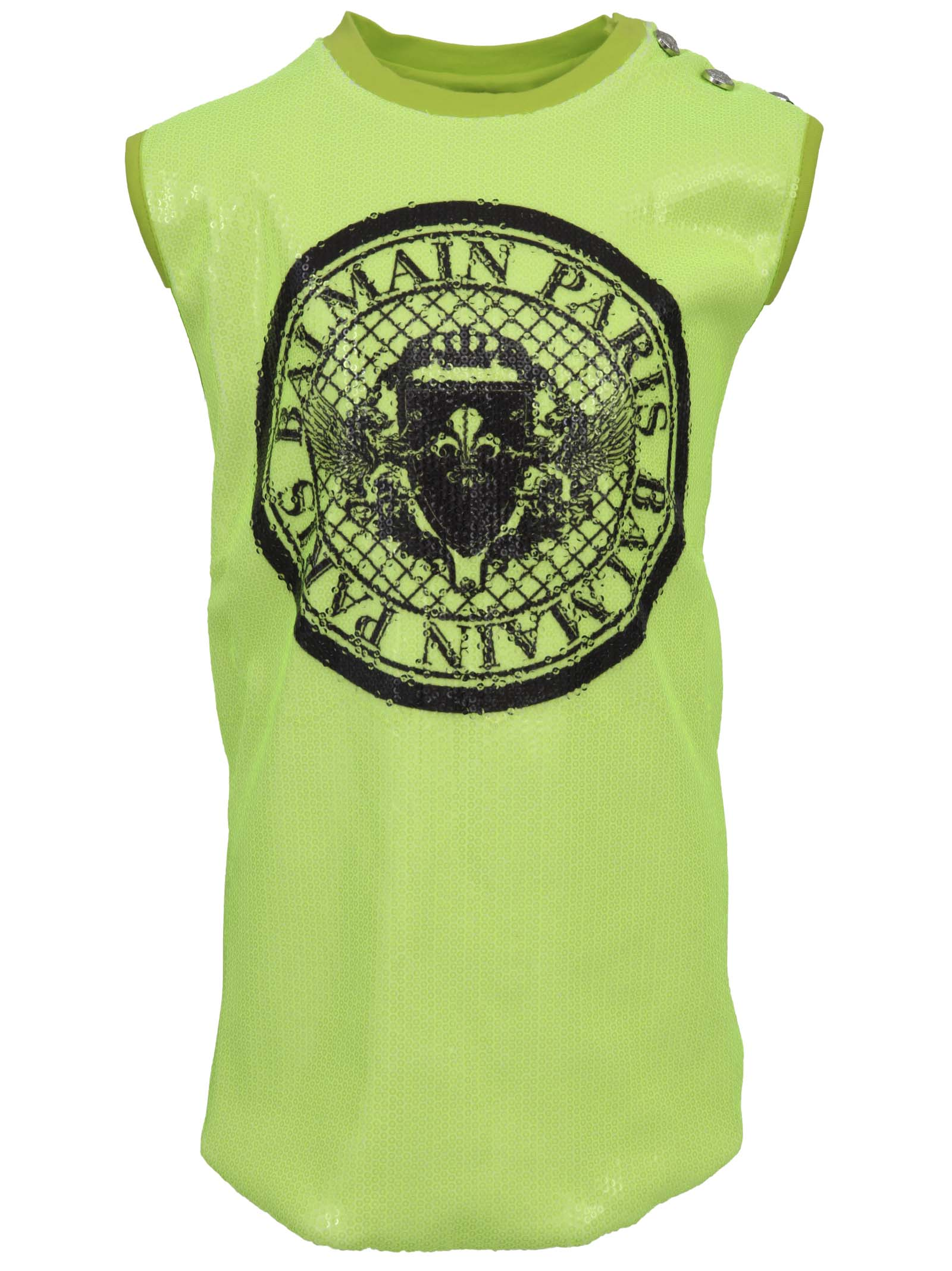 6e7d2ac84 Balmain Paris kids t-shirt - BALMAIN PARIS KIDS - Michele Franzese Moda