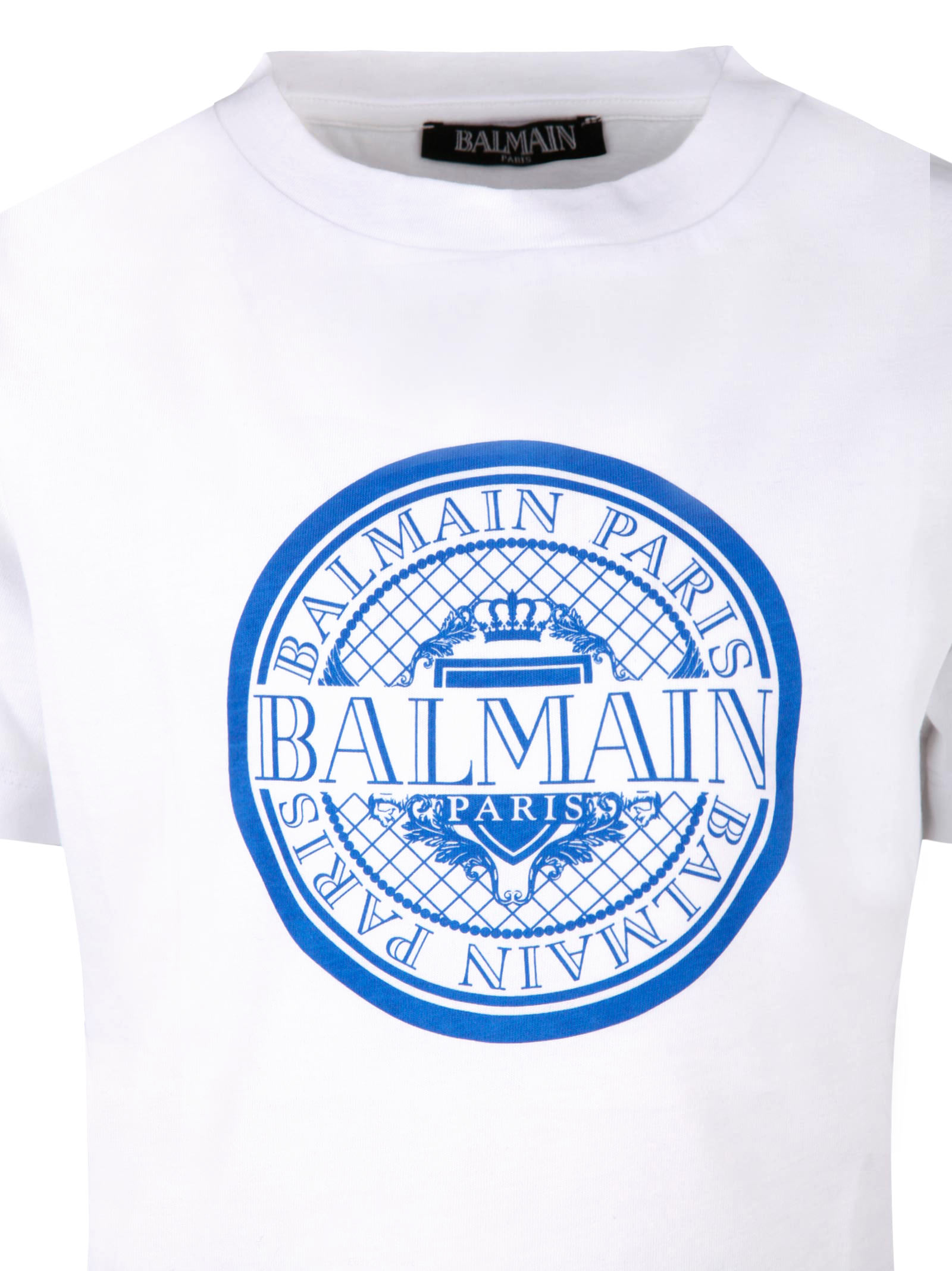 a2159b9c3 Balmain Paris Kids t-shirt - BALMAIN PARIS KIDS - Michele Franzese Moda