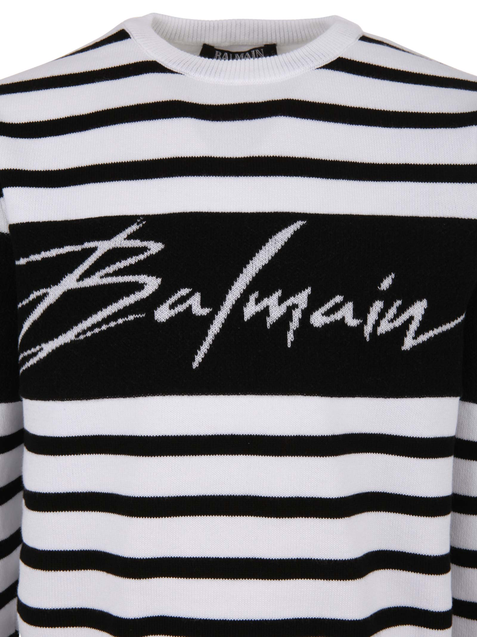 57dde0ed7 Balmain Paris Kids sweatshirt - BALMAIN PARIS KIDS - Michele ...
