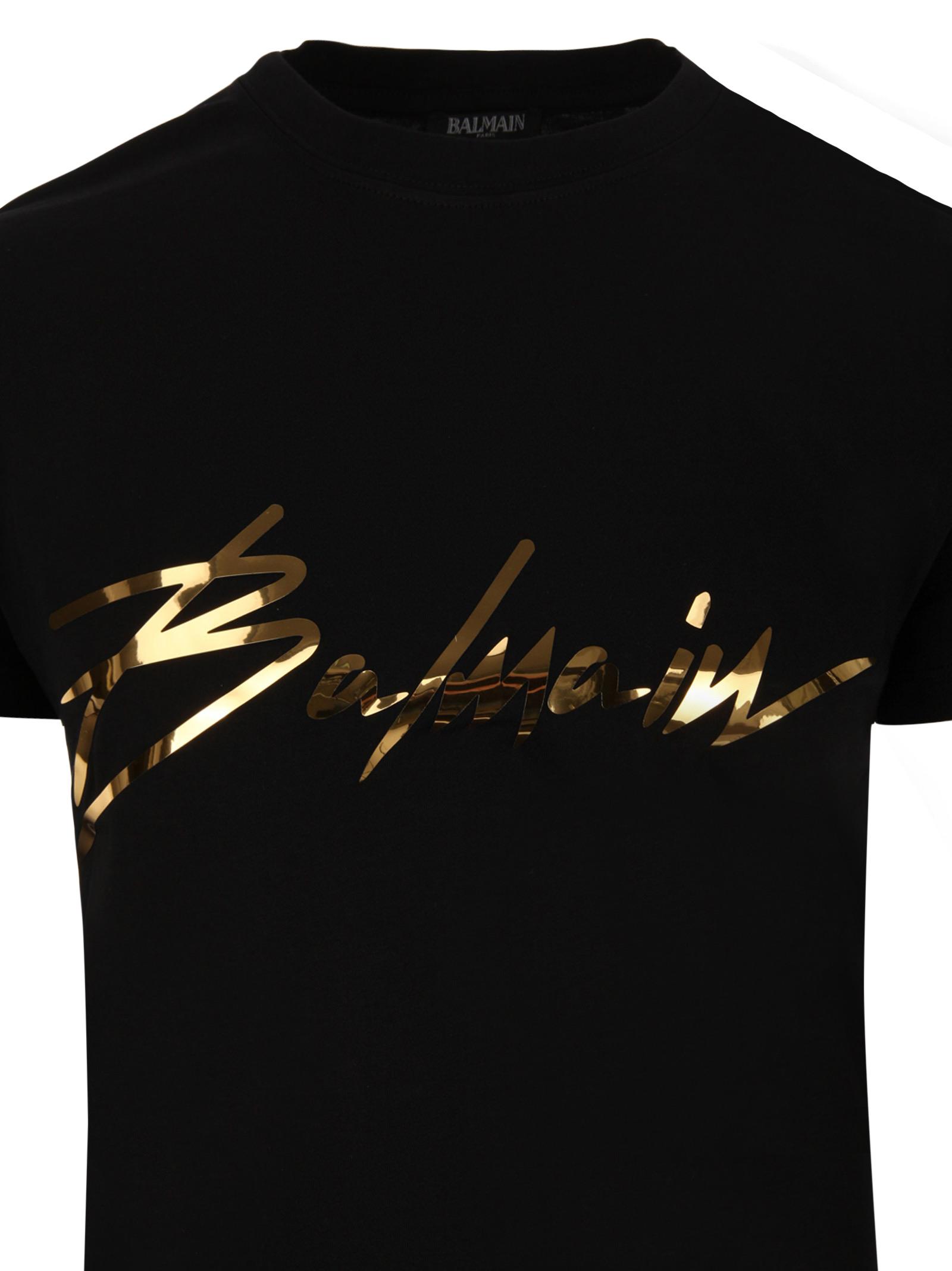 67f93cb5ce60f Balmain Paris t-shirt - BALMAIN PARIS - Michele Franzese Moda