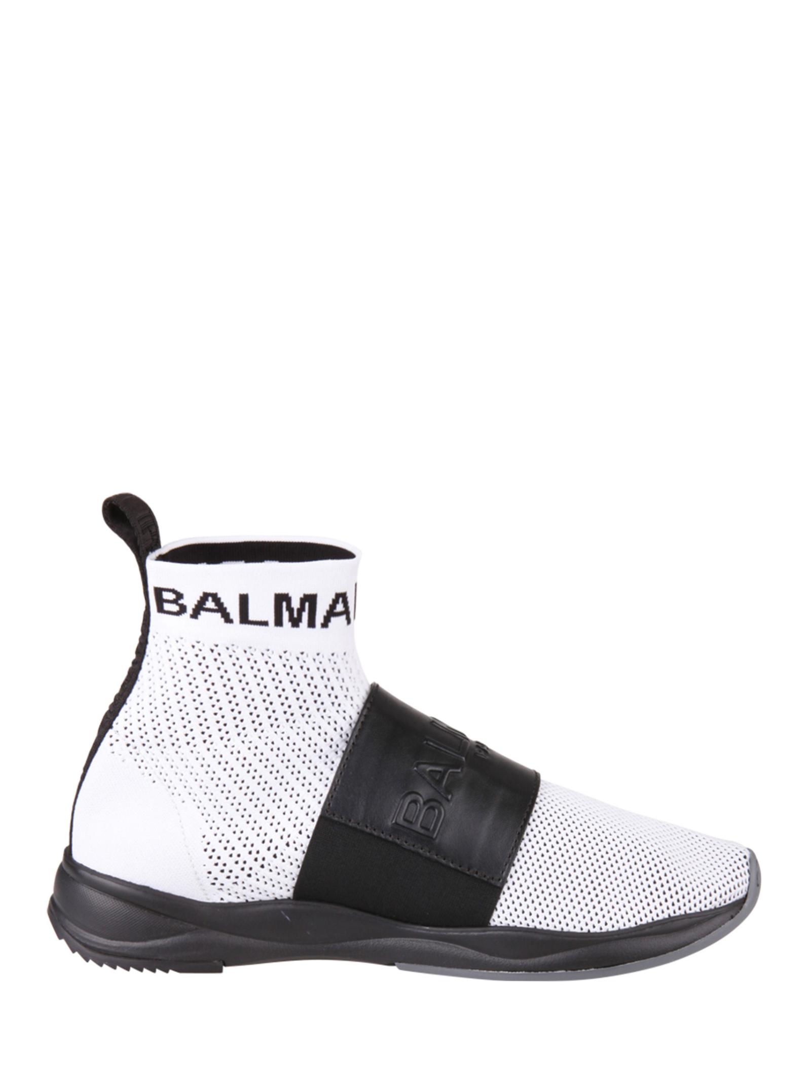 6637491080e Balmain Paris sneakers - BALMAIN PARIS - Michele Franzese Moda