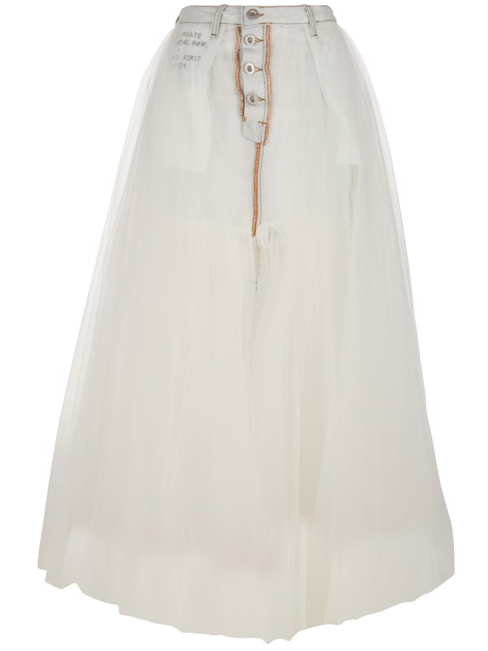 Ben Taverniti Unravel Project skirt