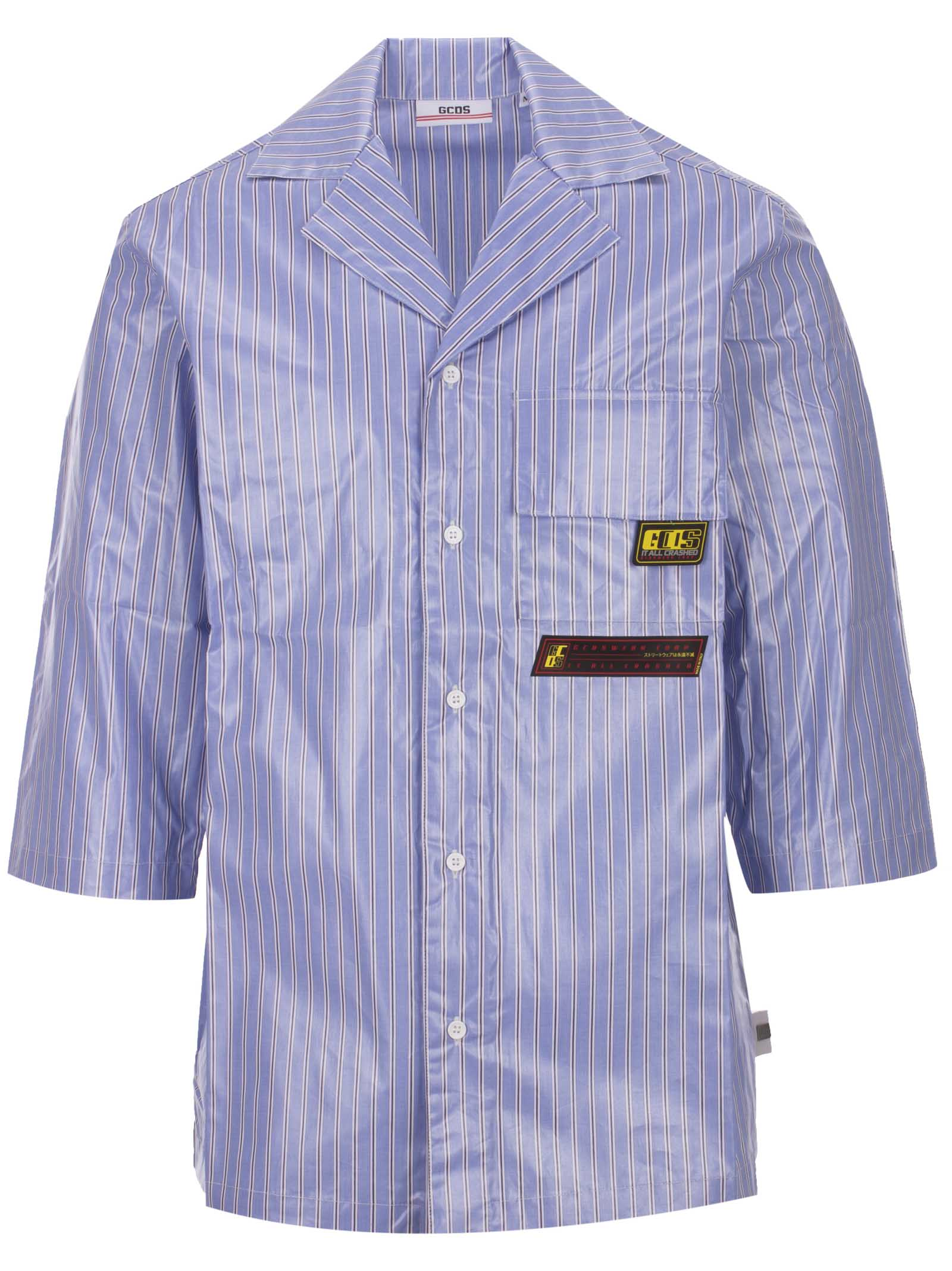 Camicia GCDS