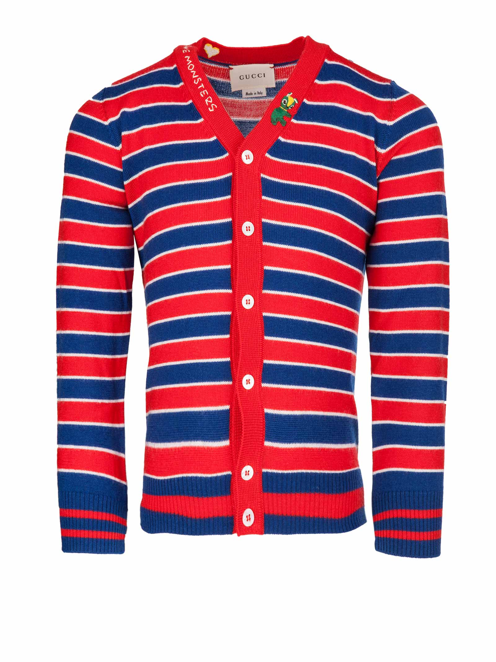 52ceb797bd2 Gucci Junior Cardigan - Gucci Junior - Michele Franzese Moda