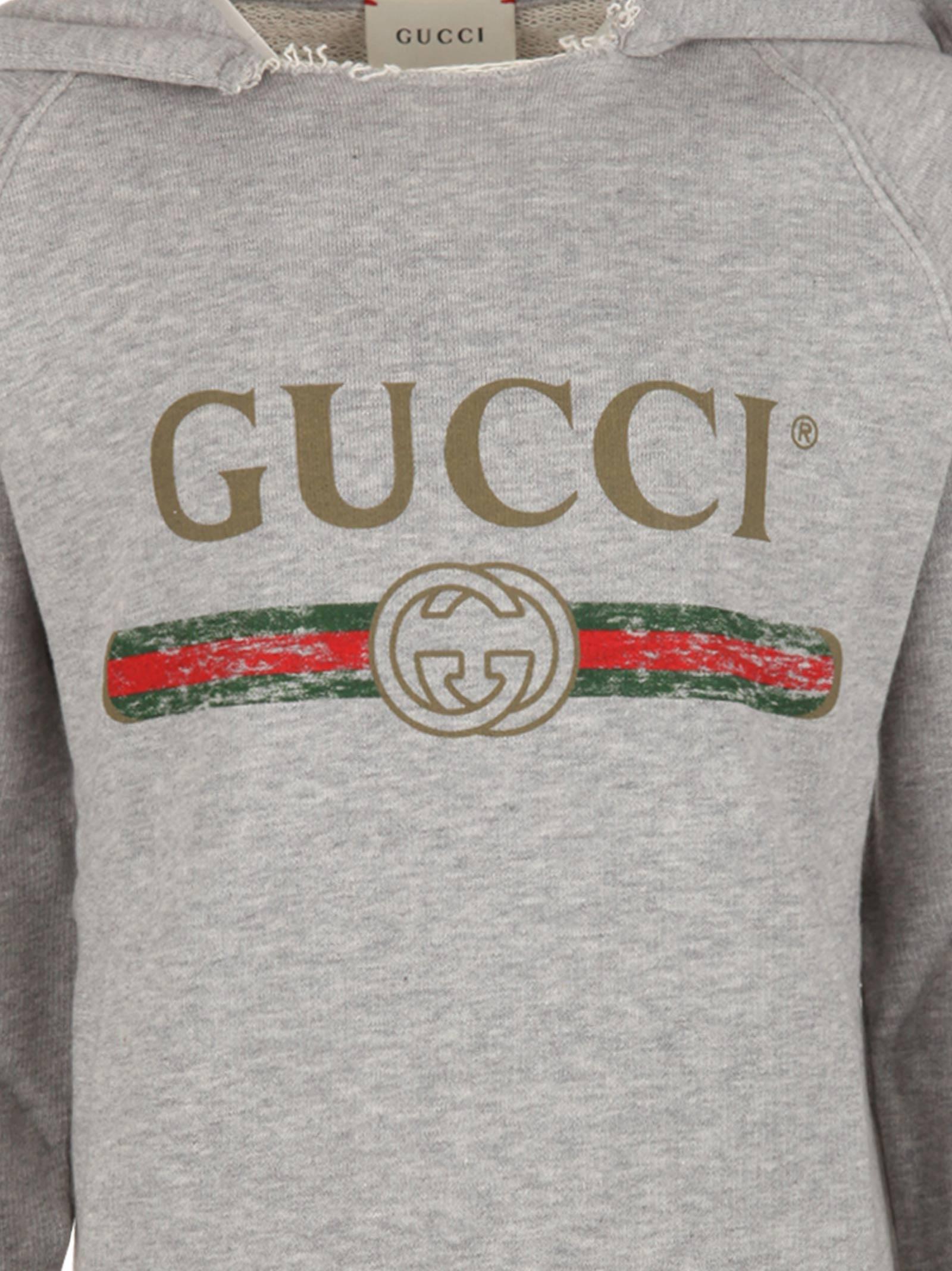 2410f9b8 Gucci Junior sweatshirt - Gucci Junior - Michele Franzese Moda