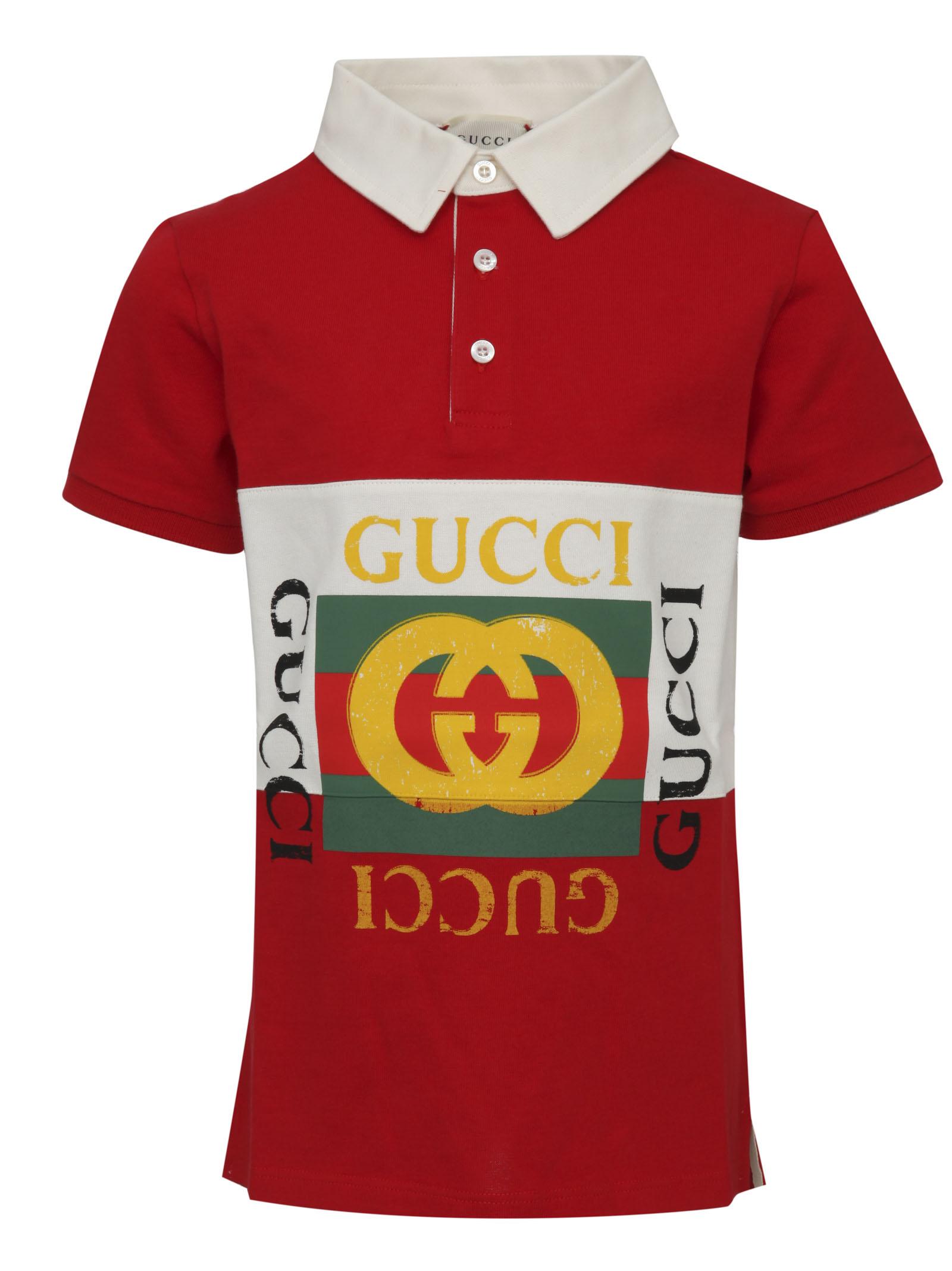 b0a65863 Gucci Junior polo shirt - Gucci Junior - Michele Franzese Moda