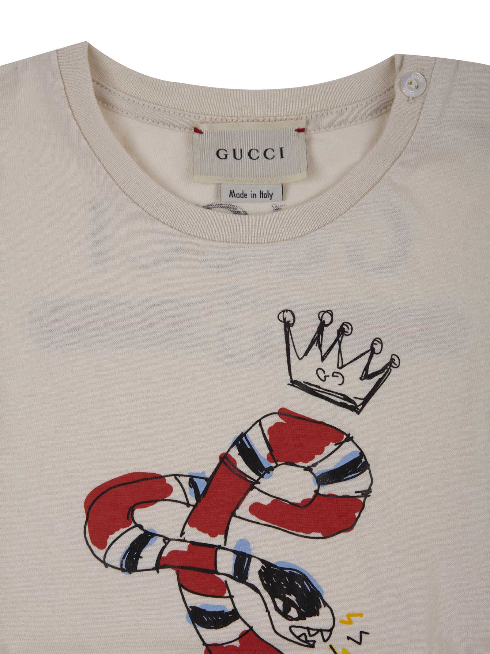 47506a4eba Gucci Junior t-shirt - Gucci Junior - Michele Franzese Moda