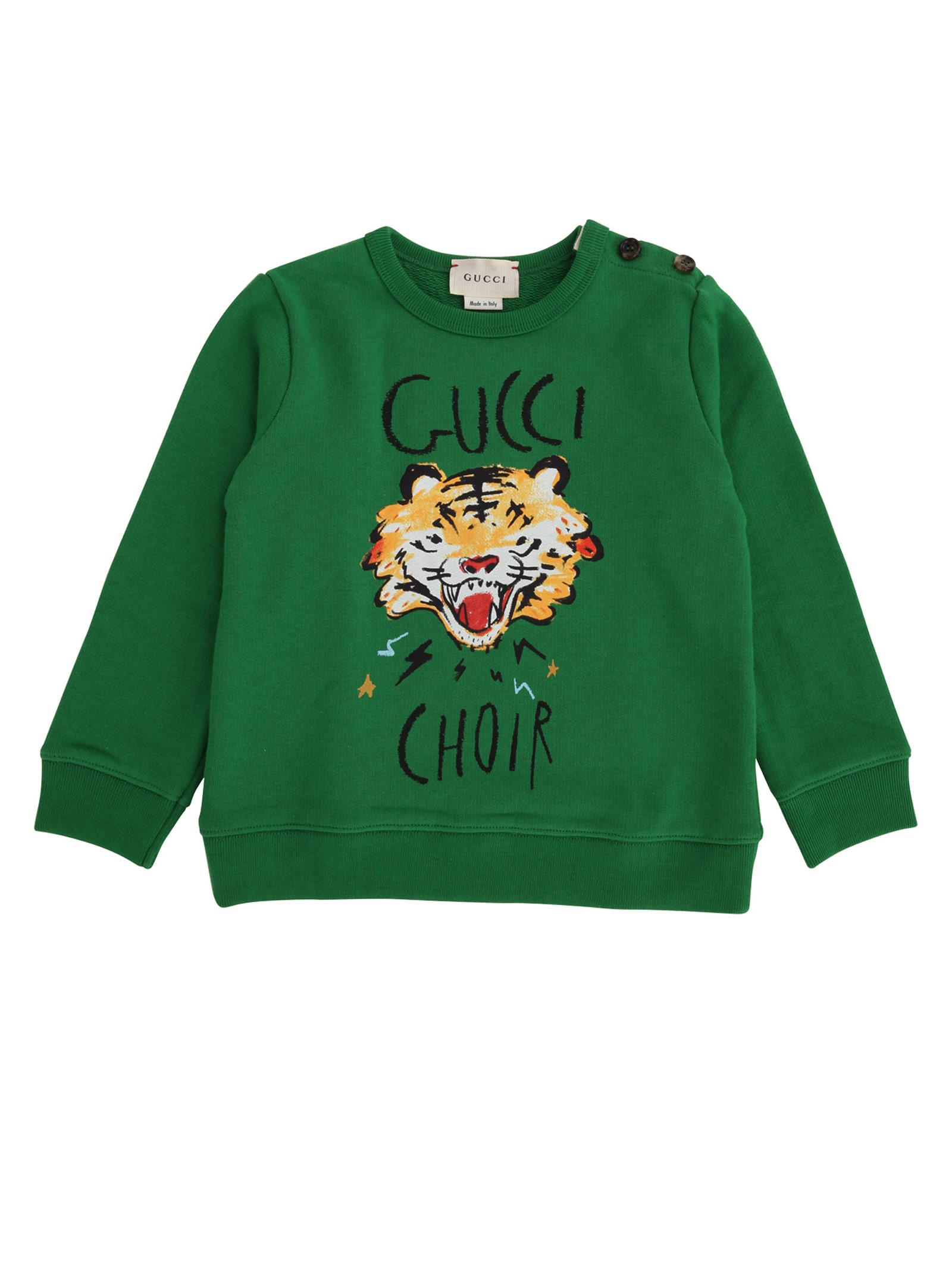 3a1c278c Gucci Junior Sweatshirt - Gucci Junior - Michele Franzese Moda